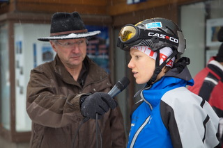 PICTURES - SKITOURING 2013 - Pre race