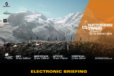 Electronic Briefing 2018