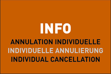 INFO CANCELLATION